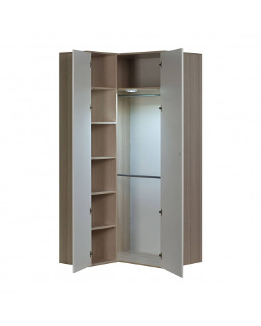 Armoire d'angle Collection Spot Young
