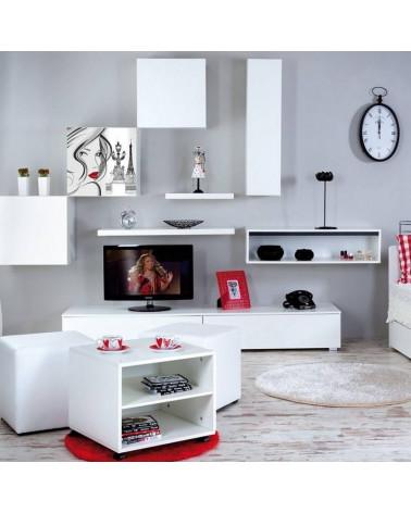 Chevet blanc Top Paris