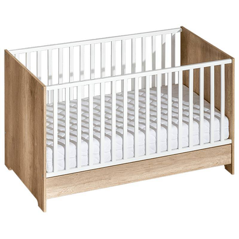 lit b b terra 140 cm x 70 cm ch ne. Black Bedroom Furniture Sets. Home Design Ideas