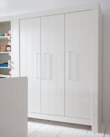 Armoire Calmo Triple - Blanc