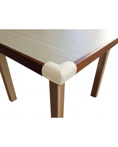 Lot de 4 Mousse Antichoc de Protection de table - Table