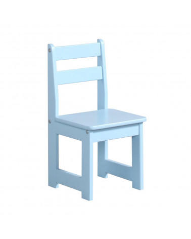 Chaise Baby - bleue