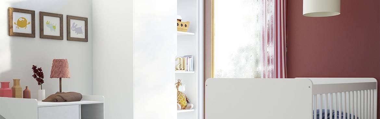 Chambres bébé Essentielles,un ameublement Essentielle pour la chambre bébé