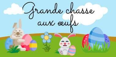 Petite Chambre organise une chasse aux bons d'achat pour Pâques