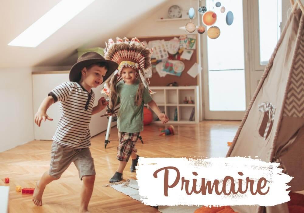 Mobilier enfant primaire