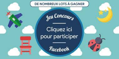Participez au jeu concours Facebook Petite Chambre